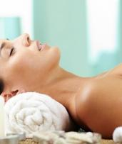 $99 Spa Indulgence Package with Massage, Facial, Foot Spa and Eye Treatment at Akorah Day Spa (Up to $295 Value)