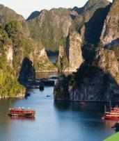 Vietnam: $799 Per Person for a 12-Day North-to-South Tour with Domestic Flight and Cruise with Halong Tours Booking