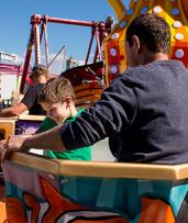 Just $15 for a Rider Wristband for One Person Including Two Hours of Unlimited Rides at Mattara Festival of Newcastle (Value $25)