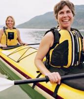 Two-Hour Single ($18) Kayak or Paddle Board Hire or Double ($29) Kayak Hire at Jamieson Park Paddle (Up to $50 Value)