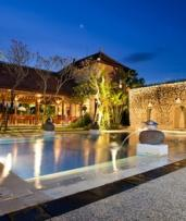 Ubud, Bali: 3 to 7 Nights for Two People with Breakfast, Dinner, Afternoon Tea and Massage at Bebek Tepi Sawah Villas