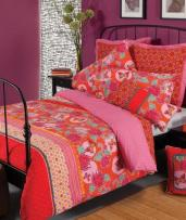 Bambury Java Queen Bed Quilt Cover Set - Multi