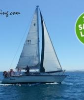 Three-Hour Sailing Lesson at Sea for 1 ($60), 2 ($120) or 4 ($240) People with Adelaide Sailing (Up to $400 Value)