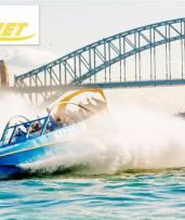 Sydney Harbour Jet Boat Ride