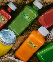 Three Day Spring Juice Cleanse Package with Juice, Smoothies and Soups - Just $129* (Value $225)