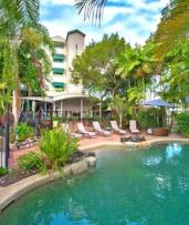 Cairns: 1 Night for Two with Late Check-Out at Cairns Sheridan Hotel