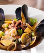 Three-Course Italian Lunch or Dinner in Balmain with Wine is Just $69 for Two People or $135 for Four People (Valued Up to $318)
