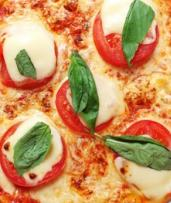 $22 for Two Medium Takeaway Pizzas with Garlic Bread and Soft Drink at Italian Gourmet Pizza (Up to $36 Value)