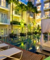 Kuta: From $699 Per Person for a Five-Night Getaway with Flights and Breakfast at 4* Grand Ixora Kuta Resort