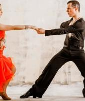 8 Week Dance Course for One ($29) or Two People ($55) at La Fiesta Dance Factory Studio (Up to $280 Value)