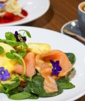 Breakfast and Drink for One ($9.50), Two ($19) or Four People ($38) at Rum Fire (Up to $96 Value)