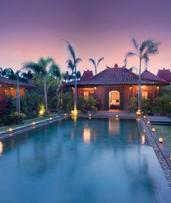 Canggu, Bali: 3-Night Villa Stay for Two People with Breakfast, Afternoon Tea and Shuttle Service at Villa Berawa