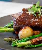 Three-Course Modern Australian Meal with Drinks in the CBD is $35 for One Person, $69 for Two People, $135 for Four People or $199 for Six (Valued Up To $450)