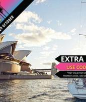 Sydney, NSW: 1-, 2- or 3-Night City Break for Two People with Breakfast, Wine and Late Check-Out at 4,5* Mystery Hotel