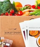 Take $35 Off Your First Three Marley Spoon Orders! Create Hassle-Free Home Cooked Meals with Tasty Recipes and Fresh Ingredients Delivered Right to Your Door
