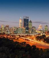 Perth CBD Mystery Hotel for Two