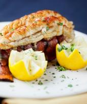 Five-Course Lobster Tail Seafood Banquet for Two ($105) or Four People ($200) at Aja Restaurant (Up to $372 Value)