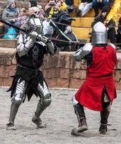 $55 for a Family Pass to Medieval Theme Park. Valid for Two Adults and up to Four Children (Value $99)