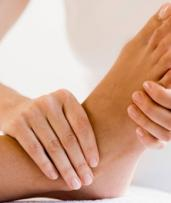 Full Body and Foot Massage + Foot Spa for 1 ($59) or 2  People ($99) at Aussina Natural Health Centre (Up to $260 Value)