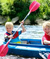 Two-Night Summer Holiday Camp for Kids at Lake Moogerah with All Meals and Heaps of Activities, Just $199 for One Child (Value $645)