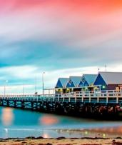 Margaret River, WA: 3- or 4-Night Escape for Four People with Tennis and Bicycle Hire at Amalfi Resort Busselton