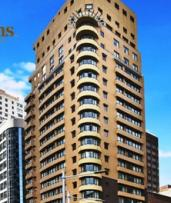 Sydney: One- or Two-Night City Break for Two People with Wine at Seasons Harbour Plaza Sydney
