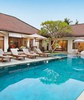 Bali, Seminyak: Five- or Seven-Night Villa Stay for Up to Eight People with Breakfast and Driver at Villa Raull