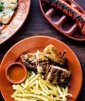 Authentic Portuguese Dining Experience in Pyrmont with Sangria, Wine or Soft Drink - Just $49 for Two People or $89 for Four People (Valued Up To $225)
