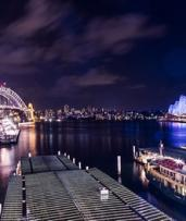 Sydney: 1 or 2 Nights for Up to Four People with Minibar Credit and Late Check-Out at Sydney Hotel CBD
