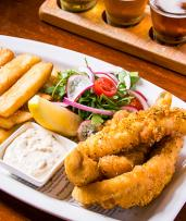 Pub Lunch or Dinner with Drinks at Boutique Brewery in the CBD is Just $35 for Two People or $69 for Four People (Valued Up To $136)