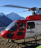 Nepal: $1,799 Per Person for an 8-Night Everest Base Camp Heli Tour with Accommodation and Guide from Ace The Himalaya