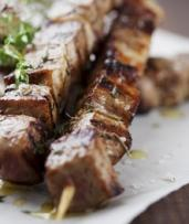 3 Lebanese Kofta Skewers & Soft Drink for 1 ($14), 2 ($28) or 3 People ($56) at Amara Restaurant (Up to $123.60 Value)