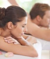 $109 for a One-Hour Couples Massage with 15-Minute Back Mask at Orchard Spa (Up to $320 Value)