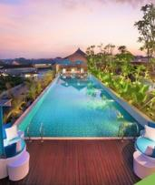 ✈ Bali, Kuta: From $609 Per Person for a Six-Night Getaway with Flights, Breakfast and Massages at 4* Ramada Bali Sunset