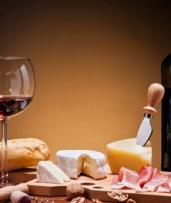 Wine Tasting with Gourmet Sharing Plate for Two ($35) or Four People ($69) at Faber Vineyard (Up to $140 Value)