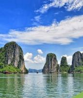Vietnam: From $979 Per Person for 14-Day Tour with Cruise, Domestic Flight and Transfers with Halong Tours Booking