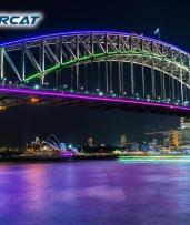 Vivid Festival Cruise with a Drink