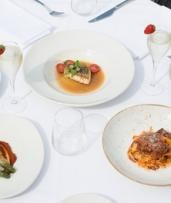 5-Course Waterfront Degustation for 2 ($115), 4 ($230) or 6 Ppl ($345) at Oliveto Ristorante e Bar (Up to $831 Value)