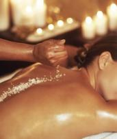 150-Minute Body Treatment Pamper Package for One ($140) or Two People ($289) at Angel's Beauty Club (Up to $720 Value)