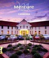 4-Star Mercure Canberra Stay for 2
