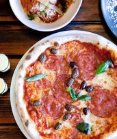 Seven-Dish Italian Degustation in Cronulla with a Bottle of Wine per Couple is Only $89 for Two People or $175 for Four People (Valued Up To $458)