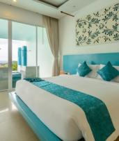 Phuket: 7 to 12 Nights for Two People with Breakfast, Cocktails, Wine and Honeymoon Set-Up at Amala Grand Bleu Resort