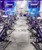 Three ($19) or Five Responsive Spinning Bike Rides ($29) at Infinite Cycle, Two Locations (Up to $125 Value)