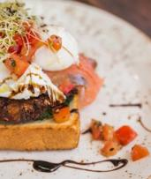 All-Day Breakfast with Coffee for Two ($29) or Four People ($55) at 18G Specialty Coffee and Eatery (Up to $87.20 Value)