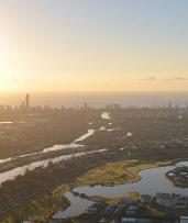 Credit to Put Towards a Hot Air Balloon Experience over the Gold Coast - Just $175 for $300 Value, $349 for $600 Value, $469 for $800 Value or $589 for $1,000 Value