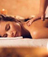 1-Hour Full-Body Massage of Choice for 1 ($39) or 2 Ppl ($75) at Angel's Touch Hair & Body Beautique (Up to $180 Value)
