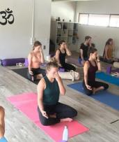 1-Month Unlimited Class Pass for Yoga & Pilates Classes for One ($35) or Two People ($59) at TriBalance (Up to $270 Val)