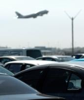 Airport Parking with Shuttle Service: 1-4 Days ($35) or 11-14 Days ($85) at Airway Airport Parking (Up to $117 Value)