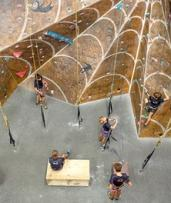 Indoor Rock Climbing Pass: 1 ($9), 2 ($18), or 4 Adults or Kids ($28) at City Summit Rock Climbing (Up to $116 Value)
