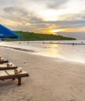 Jimbaran: Up to 7 Nights for Two with Breakfast, Spa Access and Optional Dinner and Tour at 4* Bali Baliku Luxury Villas